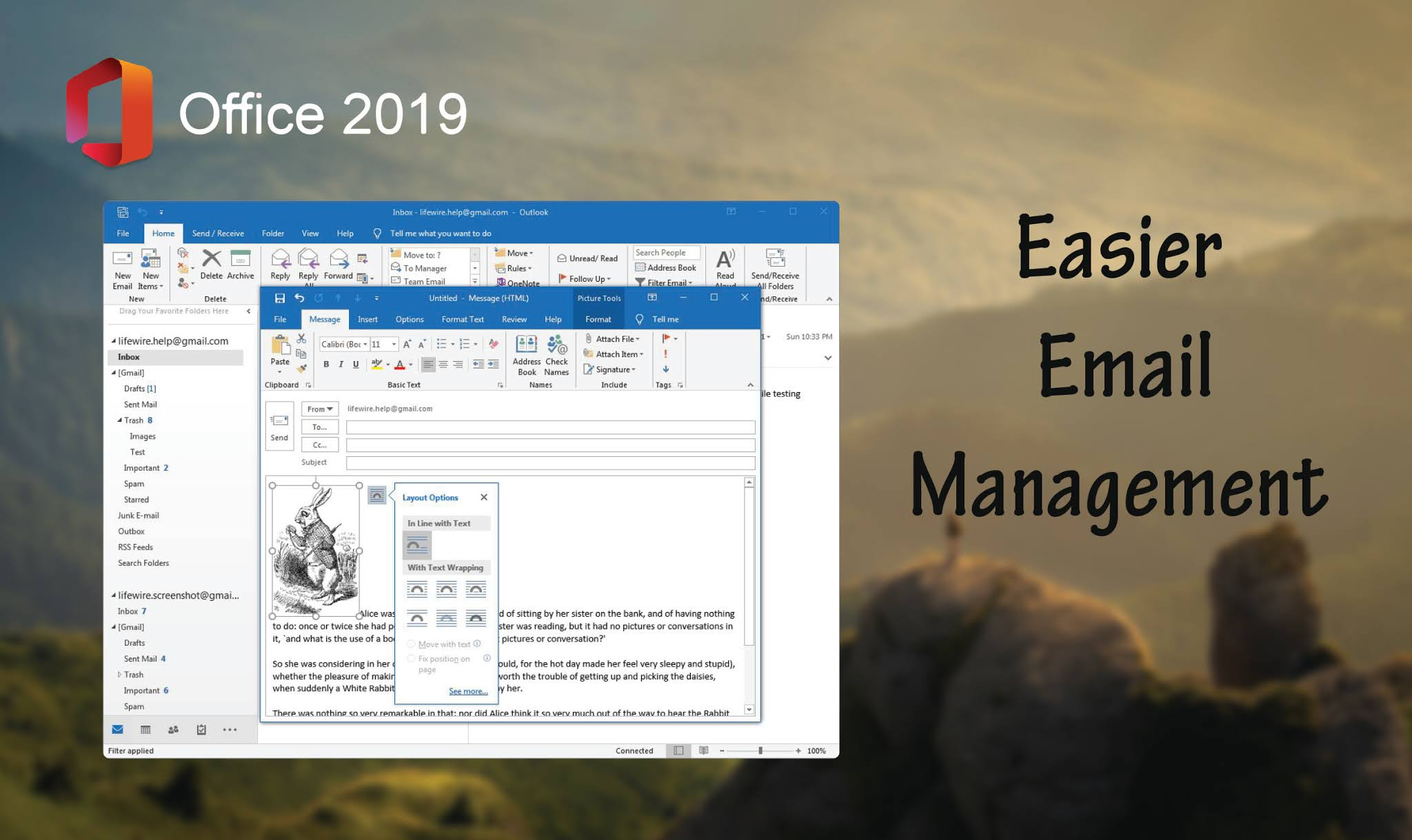 Outlook - Office 2019