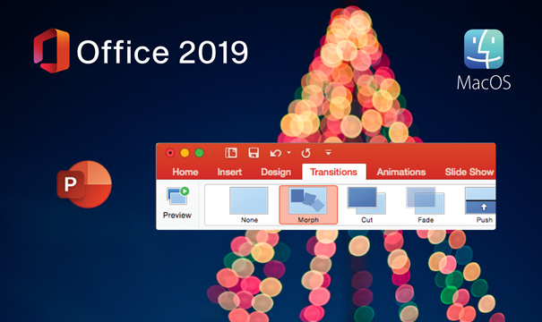 PowerPoint - Office 2019