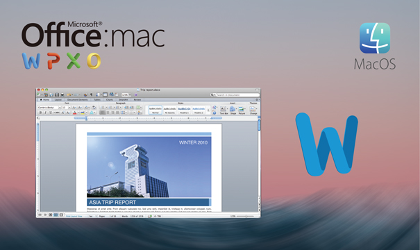 Word 2011 for Mac