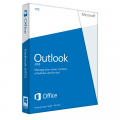Outlook 2013, image 1