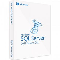 SQL Server 2017 Standard - Device CALs, Device Client Access Licenses: 1 Device CAL, image