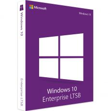 Windows 10 Enterprise LTSB 2015, image