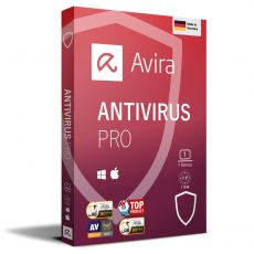 Avira Antivirus Pro 2021, Runtime : 1 year, Device: 1 Device, image