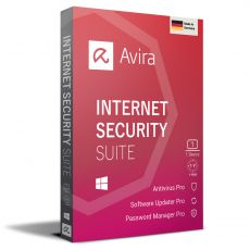 Avira Internet Security Suite 2021, Runtime : 1 year, Device: 1 Device, image