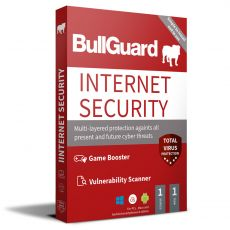 BullGuard Internet Security 2021, Runtime : 1 year, Device: 1 Device, image