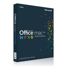 Office 2011 Home And Business Mac, image