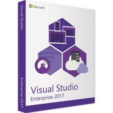 Microsoft Visual Studio Enterprise 2017, image 1