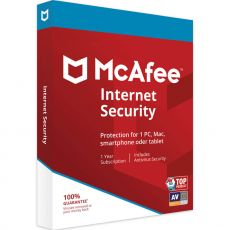 McAfee Internet Security 2020 1 Device 1 Year, image