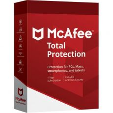 McAfee Total Protection 2020 1 device 1 year, image